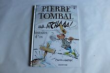 "BD  Pierre Tombal "" Histoires d'os "" N° 2 Dupuis 1986"