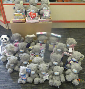 JOBLOT 26 MIXED  ME TO YOU TEDDYS ASST NEW