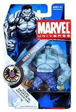 """Marvel Universe 3 3/4"""" 3.75"""" Figure Gray Hulk Sealed"""