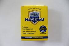 MacuShield One-A-Day Food Supplement - 30 Capsules