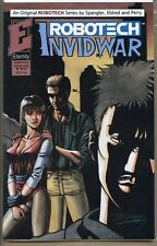 Robotech Invid War 1992 series # 9 near mint comic book