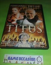 TITUS DVD FRENCH VERSION/VO