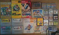 Lot MARIO Bros/World/Yoshi/Wario - Game Boy / Famicom / Super Famicom - Nintendo