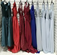 wholesale lot of 10 Women's Prom Bridesmaid dresses Formal Party Gown dress