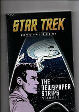 Star Trek THE NEWSPAper strips vol.1- Graphic Novel Collection brand new