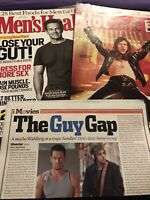 35+ Mark Wahlberg Clippings