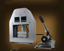 Brand 20 tonnes manual Hydraulic Rosin heat press T