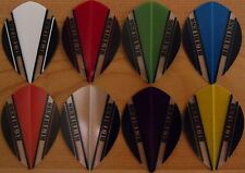 10 Sets (10X3) Ruthless V100 Assorted Pear Shaped Dart Flights