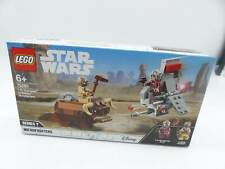 LEGO STAR WARS 75265 T-16 Skyhopper vs. Bantha Microfighters (5884)