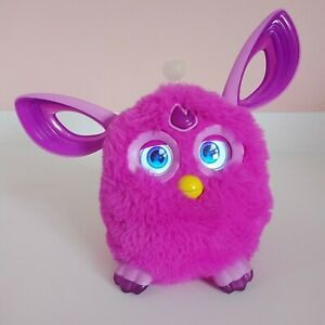 Furby Connect 2015 Interactive Pet Toy Purple NO MASK FAST P&P WORKING
