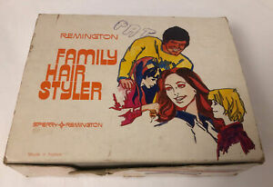 Vintage Remington Family Hair Style Model HW - 17E. Ideal Prop!  (Untested)