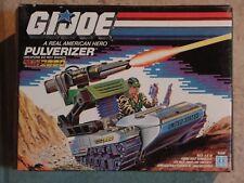 GI Joe Battle Force 2000 PULVERIZER Hasbro 1988 New SEALED MISB RARE