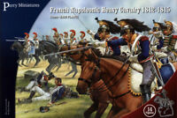 FRENCH NAPOLEONIC HEAVY CAVALRY - PERRY MINIATURES - 28MM - NAPOLEONICS