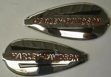 40-46 Style Knucklehead HARLEY DAVIDSON GAS TANK EMBLEMS 61769-40