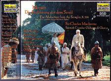 Mozart l'enlèvement du sérail Mackerras yelda kodalli Groves telarc 2cd