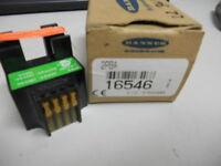 BANNER POWER BLOCK 16546 2PBA NEW 16546