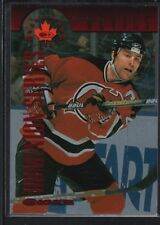 SCOTT STEVENS 1997/98 DONRUSS CANADIAN ICE #114 DOMINION DEVILS SP #120/150