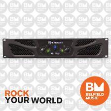 Crown XLi 1500 Power Amplifier 2-Ch 450W 4Ohm XLi1500 -Brand New Belfield Music