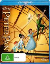 Disney Peter Pan Bluray Region Free ABC New