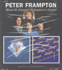 PETER FRAMPTON: WIND OF CHANGE / FRAMPTON'S CAMEL :CD: