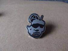 DISCHARGE anarchy/face PUNK METAL BADGE very limited edition !