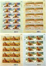Thailand Stamp 2017 - Set of 4 Sheet, Thai Traditional Festival #069