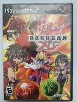 Bakugan Battle Brawlers( PS2 PlayStation 2, 2009)