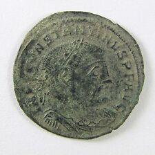 + 306-337 AD CONSTANTINE I Bronze AE Follis Thessaloniki UNTOUCHED - 25mm; 3.2g