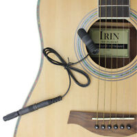 KE_ KF_ Useful Microphone Acoustic Electric Guitar Audio Adapter Sound Pickup