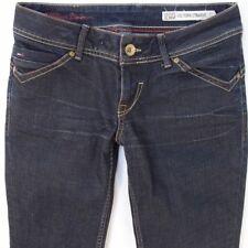 Damen Tommy Hilfiger Victoria Stretch Slim Straight blue Jeans W30 L32 Gr 10