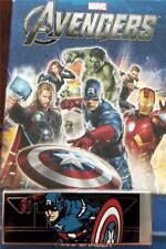 Disney Avengers Monorail Mystery Pin Set Captain America Error Version