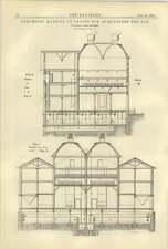1884 pneumatique brassicole Troyes 120 TRIMESTRES par jour Saladin Paris