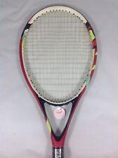 """Wilson W4 Red Fury 4 1/2"""" Tennis Racket"""