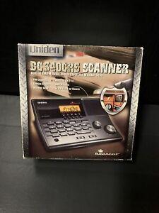 Uniden Bearcat BC340CRS Police Scanner AM/FM Radio/Weather