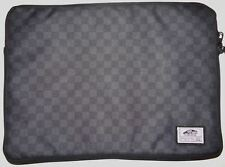 """Vans Laptop Padded Protective Large 15"""" X 10"""" Zip Up Carry Case $40"""