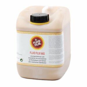 Fluid Film Liquid NAS Rostschutz 5 Liter Einschicht-Korrosionsschutz Hohlraum