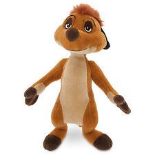 Disney Store The Lion King Timon Plush 10''