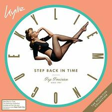 KYLIE MINOGUE STEP BACK IN TIME THE DEFINITIVE COLLECTION 2CD