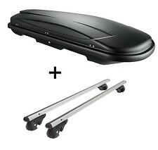 Caja de techo vdpjuxt600l + barandilla aluminio-portador vdp004l LAND ROVER