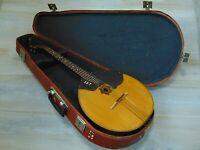 Domra Alto Сoncert 1985 original vintage Soviet Russian folk Instrument USSR