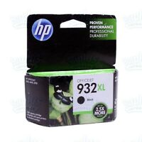 Genuine HP 932XL High Yield Black Ink OfficeJet 6100 6600 7110 7612 (Retail Box)