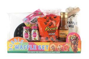 Bubble Waffle Set