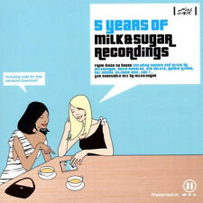 MILK & SUGAR =5 years of..= Morales/Gum/Carter/Rivera/Can7..=2CD= groovesDELUXE!