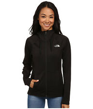 New Womens North Face Ladies Castle Crag Hoody Jacket Black Medium