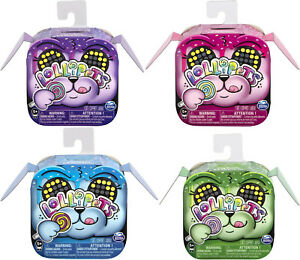 Lollipets Surprise Pack Electronic Interactive Toy Pets Mini Collectible Pets