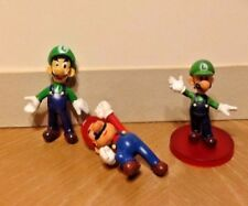 Lot of 3 Nintendo MARIO & LUIGI Figures Toys