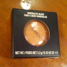 "Rare MAC Limited Edition Collection ""Alpine Bronze"" Powder Blush BNIB"
