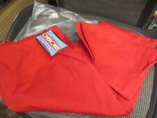 Red scrubs 4101 Cherokee workwear pants Large 65poly35 cotton Redw drawsting