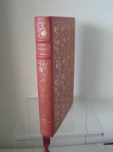Voltaire CANDIDE AND ZADIG Franklin Library 1st Edition 1st Printing 1977