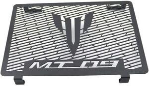 Radiator Grille Guard Protector For Yamaha MT-09 FZ-09 MT09 FZ09 2014-15-2017 BK
